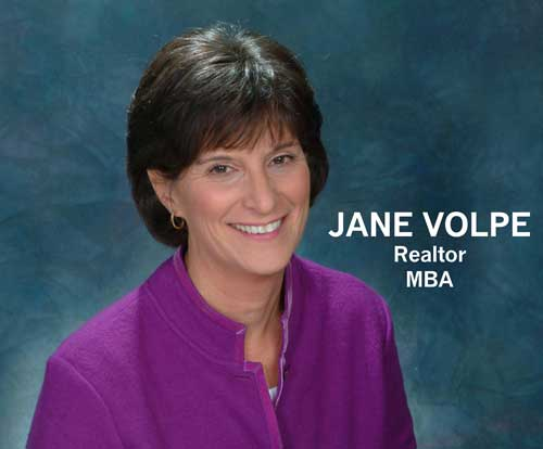 Jane Volpe, Realtor, MBA